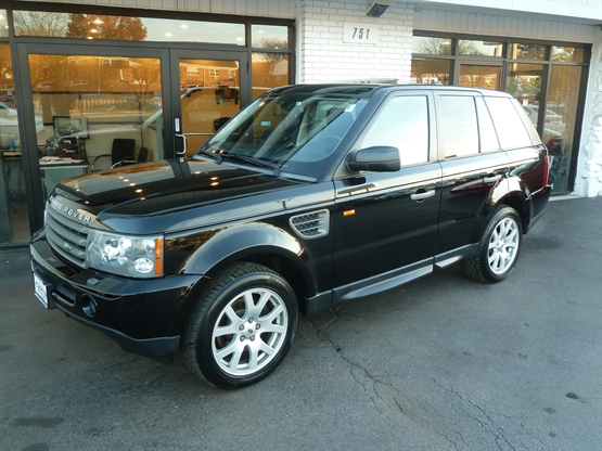 2008 LAND-ROVER Range Rover Sport HSE 4x4