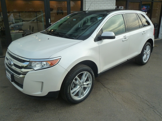 2013 FORD Edge Limited  AWD AWD