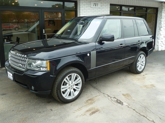 2010 LAND-ROVER Range Rover HSE Luxury 4x4