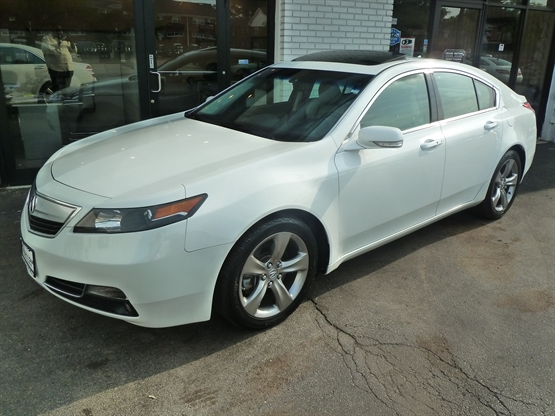 2012 ACURA TL SH Technology Package AWD