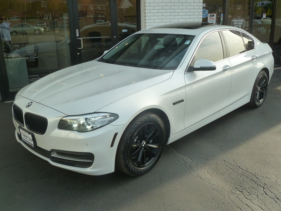 2014 BMW 5-Series 528i xDrive AWD