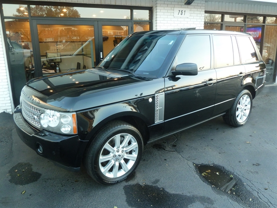 2007 LAND-ROVER Range Rover Supercharged 4x4