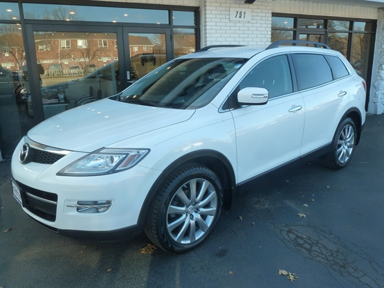 2008 MAZDA CX-9 Grand Touring AWD AWD