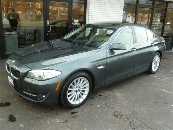 2013 BMW 5-Series 535i xDrive AWD