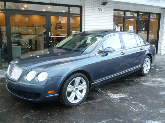2008 BENTLEY Continental Flying Spur GT AWD