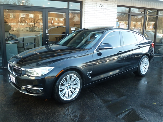2014 BMW 3-Series 335i xDrive AWD