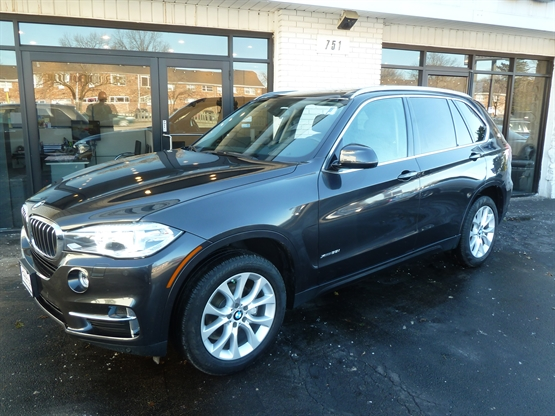 2015 BMW X5 35i xDrive AWD