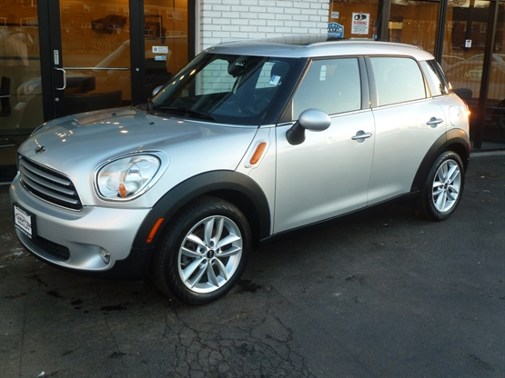 2012 MINI Countryman S ALL4 FWD
