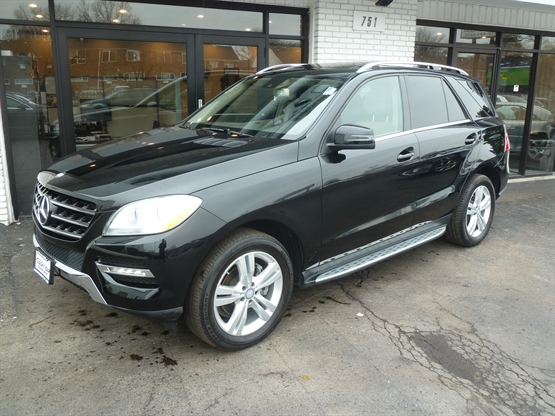 2015 MERCEDES-BENZ ML-Class 350 4MATIC AWD