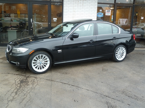 2011 BMW 3-Series 335i xDrive AWD