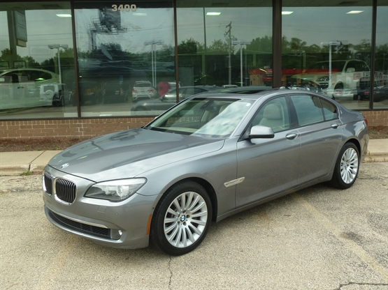 2011 BMW 7-Series 750i xDrive AWD