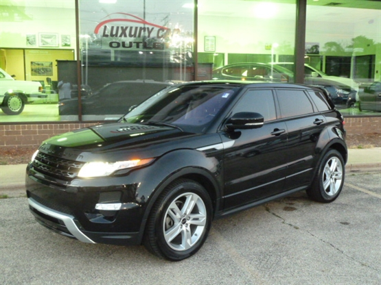 2012 LAND-ROVER Evoque