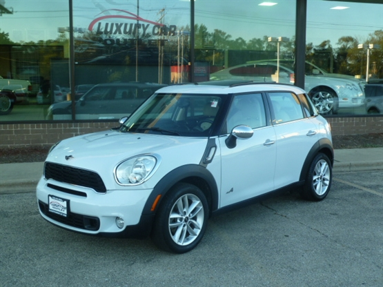 2012 MINI Cooper Countryman S AWD