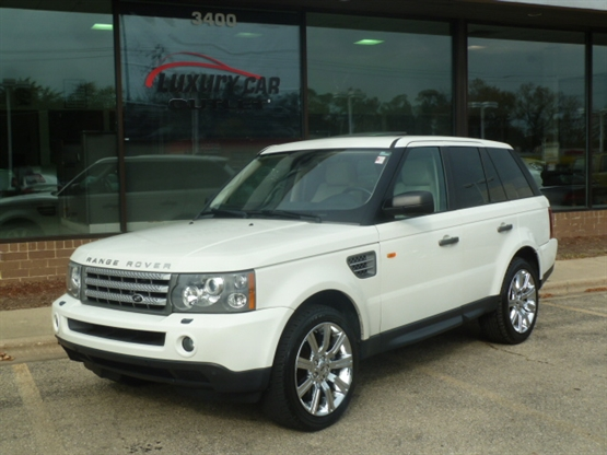 2008 LAND-ROVER Range Rover Sport Supercharged AWD