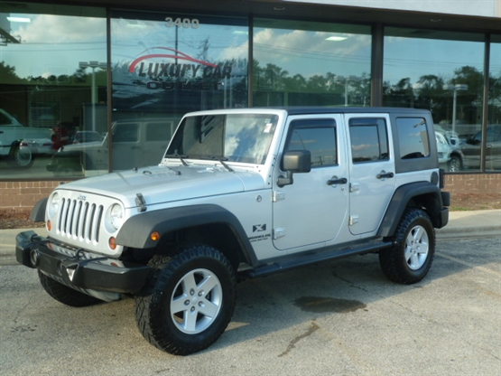 2009 JEEP Wrangler Unlimited X 4x4