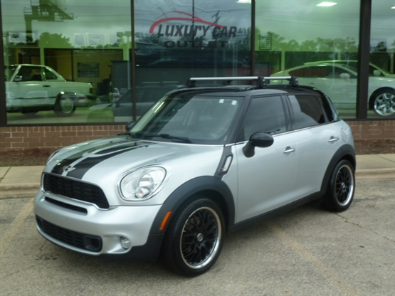 2011 MINI Cooper Countryman S FWD