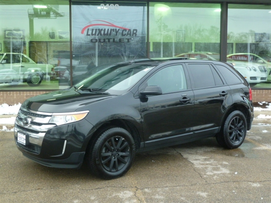 2013 FORD Edge SEL AWD AWD