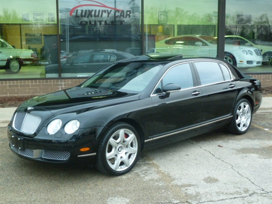 2007 BENTLEY Continental Flying Spur GT AWD