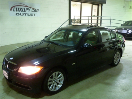 2007 BMW 3-Series 328xi AWD