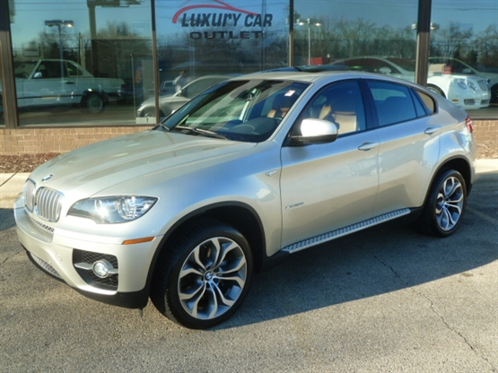 2011 BMW X6 xDrive50i AWD AWD
