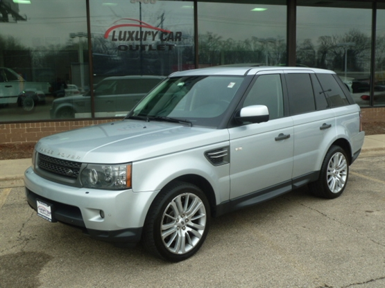2010 LAND-ROVER Range Rover Sport HSE LUX 4x4