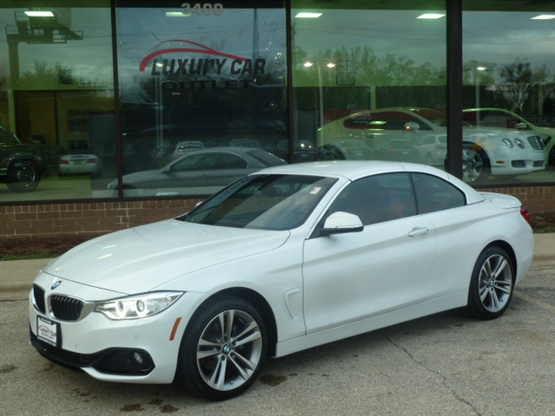 2016 BMW 4-Series 428I XDRIVE AWD