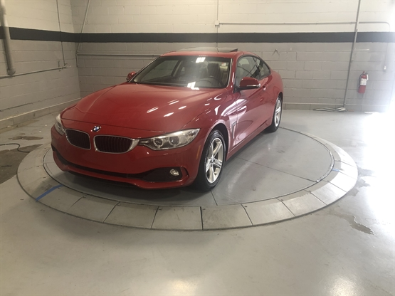 2014 BMW 4-Series 428I XDRIVE AWD
